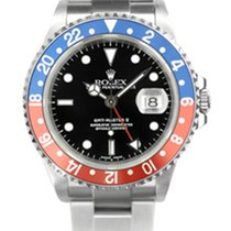 Rolex GMT II senza buchi art. Rg370