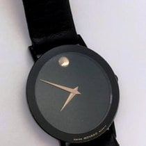 Vintage Movado Sapphire men's watch with Museum dial . ....