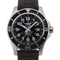Breitling Superocean II 44 Automatic Black Dial