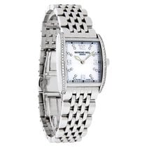 Raymond Weil Don Giovanni Ladies Mop Swiss Quartz Watch...