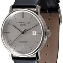 Zeno-Watch Basel -Watch Herrenuhr - Bauhaus Automatic - 3644-i3