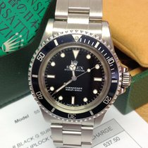Rolex Submariner 5513 Non Date From 1989