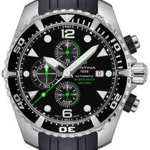 Certina DS Action Diver Automatik Chronograph 45,70mm C032.427...