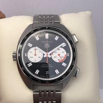 TAG Heuer Autavia Black & Orange