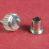 Wasserdichte verchromte Krone mit Tubus Durchmesser: 4,50mm