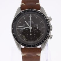 Omega Speedmaster Professional Moonwatch brown tropical Dial