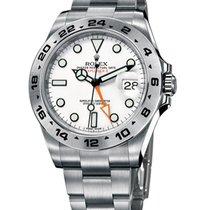 Rolex Expolerer II White Dial