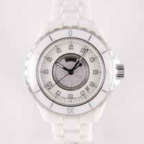 Chanel J-12 diamonds H1759