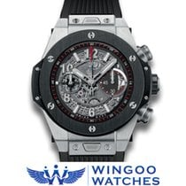 Hublot - Big Bang Unico di ceramica di titanio Ref. 411.NM.117...