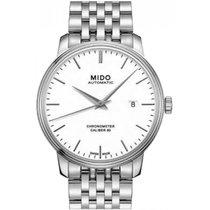 Mido Baroncelli III Chronometer Herrenuhr M027.408.11.011.00