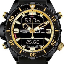 Chris Benz Depthmeter Digital CB-D200-MK1 Herrenchronograph...