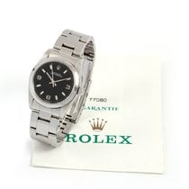 Rolex Oyster Perpetual Medium Ref. 77080 with paper