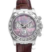 롤렉스 (Rolex) Daytona Multicolor/Leather Ø40mm - 116519