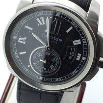 Cartier Calibre 3299 Black Dial Automatic Watch