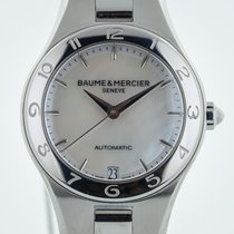 Baume & Mercier , Linea, Stainless Steel, Ladies, MOP...
