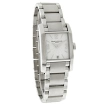 Baume & Mercier Diamant Ladies Silver Dial Swiss Quartz...