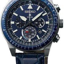 Seiko Prospex Solar Herren Chronograph SSC609P1