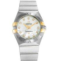 Omega Watch Constellation 123.20.24.60.55.005
