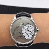 F.P.Journe Octa Lune Platinum Date Automatic 5 Days Power Re