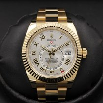 Rolex Sky Dweller 326938 Yellow Gold