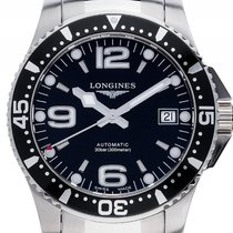 Longines Hydro Conquest Stahl Automatik Armband Stahl 41mm...