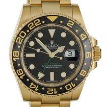 Rolex GMT Master II 40mm Gelbgold Ref. 116718LN