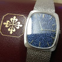 Patek Philippe Ellipse 18K White Gold