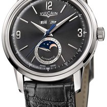 Vulcain 50s Presidents Watch 50s Presidents Moonphase 580158.328L