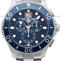 TAG Heuer Aquaracer 5 Chronograph Grand-Date CAN1011.BA0821