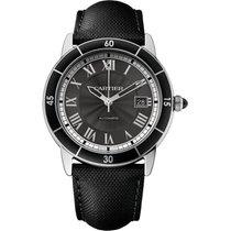 Cartier Ronde Croisière de Cartier Stainless Steel Watch