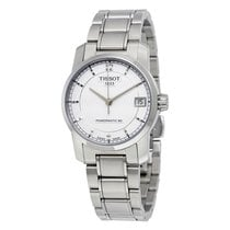 Tissot Ladies  T0872074403700 T-Classic Powermatic80 Watch