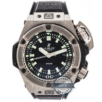 "Hublot Big Bang King ""Oceanographique"" 4000m Limited..."
