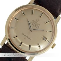 Omega Vintage Constellation Gelbgold 168.010/11