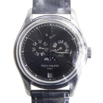 百達翡麗 (Patek Philippe) New  Complications White Gold Black...