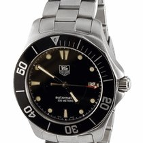 TAG Heuer Aquaracer Automatic 41MM Watch WAB2010 (Pre-Owned)