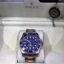 Rolex Submariner  Steel/gold blue