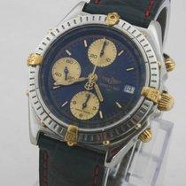 Breitling Chronomat Stahl-Gold Automatik Chronograph neues Band