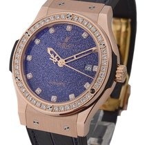 Hublot 542.OB.8490.SR.1204 Classic Fusion 42mm in Rose Gold...
