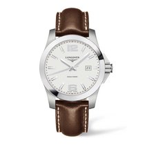 Longines Conquest Quartz Men's Watch  L36594765