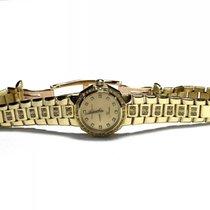 Baume & Mercier Riviera 18k Solid Yellow Gold Ladies Watch...