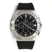 Omega Constellation Double Eagle Chronograph