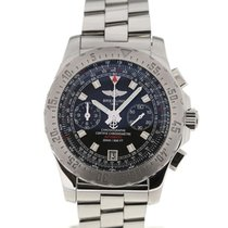 Breitling Professional Skyracer Black Dial Chronograph