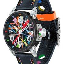 Genuine Brm Watch V3-32-n-art Car Watch Auto Eta 2671 Movement...