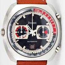 Zodiac big baton Chronograph, Heuer/Buren Cal. 12