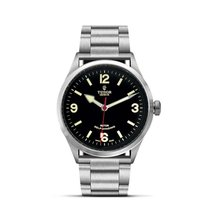 Tudor HERITAGE RANGER Stainless Steel 41mm Black 79910