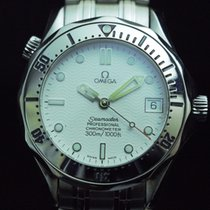 Omega Seamaster  2552.2000 300M White Wave Dial