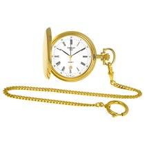 Tissot Savonnette White Dial Pocket Watch T83.4.553.13