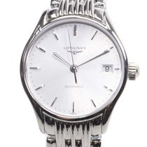 Longines Law Ya Series Stainless Steel Silver Automatic...
