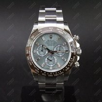 Rolex Daytona - Platinum - baguette Diamonds - Ceramic