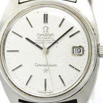 Omega Vintage Omega Constellation Cal 564 Steel Automatic Mens...